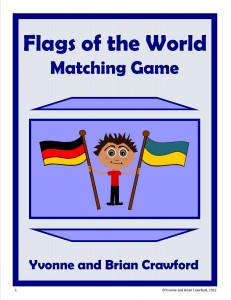 Download the Flags of the World Matching Game