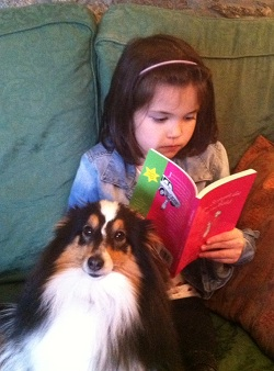 Getting kids to read at home