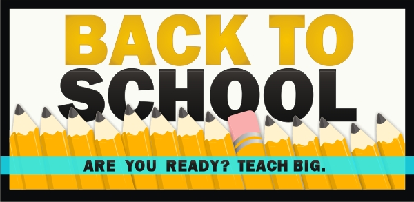 Ten Ticket Giveaway to the Back to School Virtual Teaching Expo