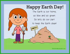 An Earth Day poem and poster