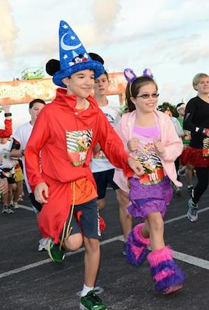 Mickey's Jingle Jungle 5K at Disney's Animal Kingdom