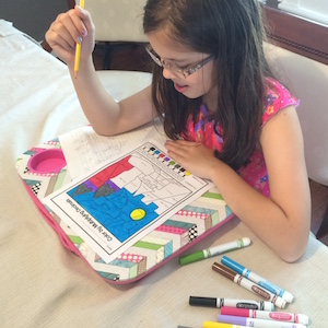 Seven benefits of color by number activities