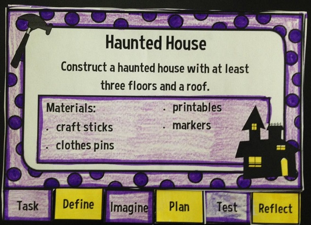 Halloween STEM BC2