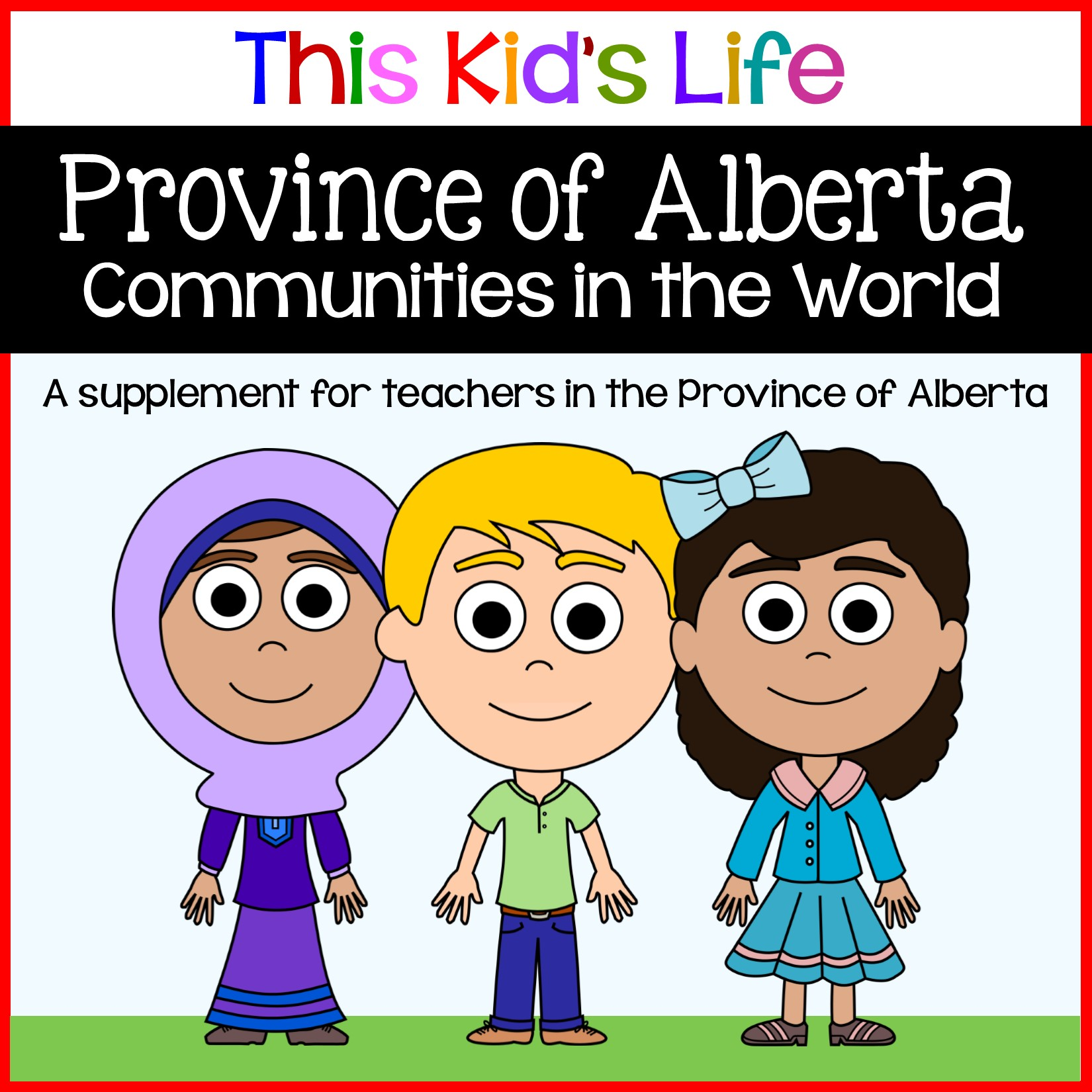 Alberta Communities in the World
