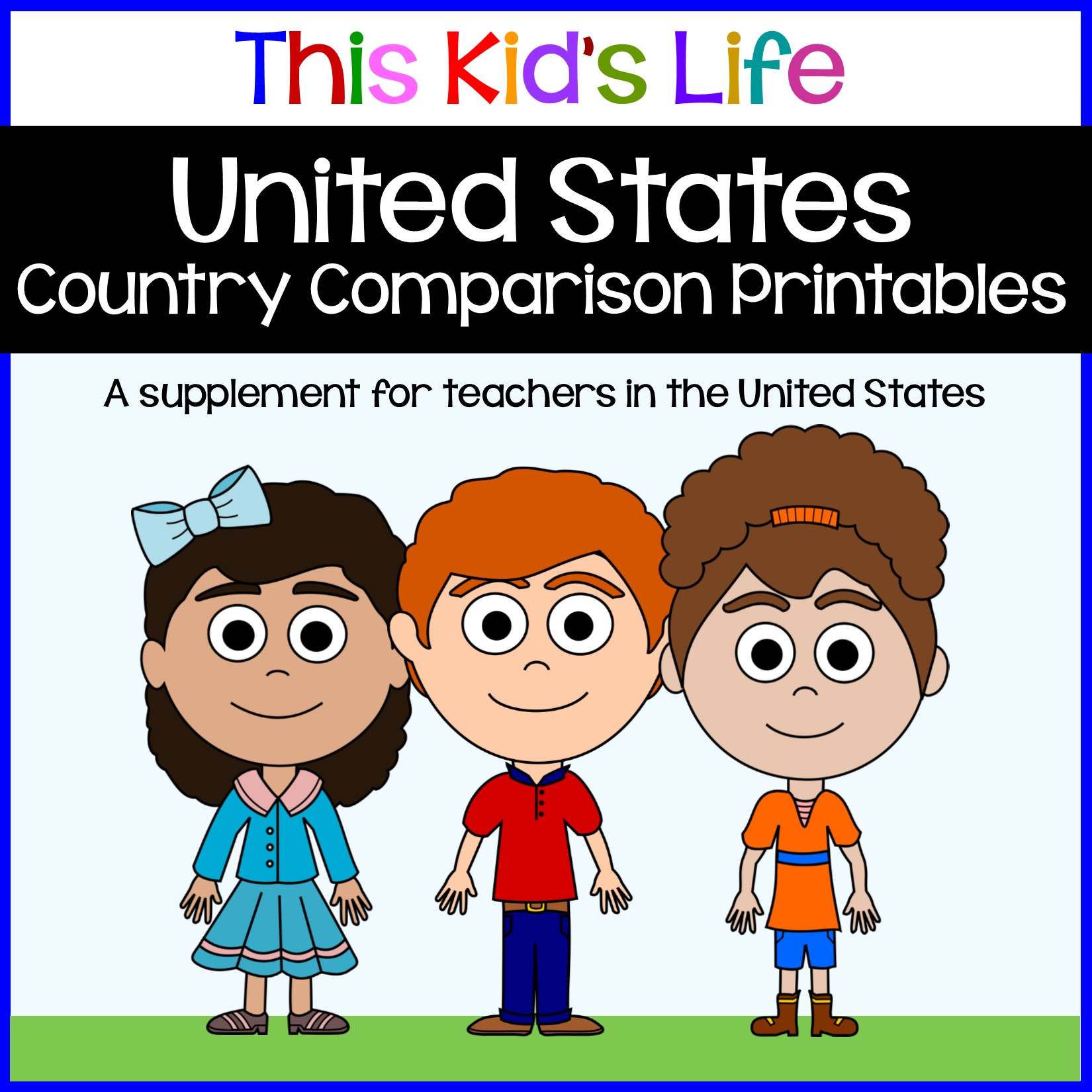 United States country comparison activity