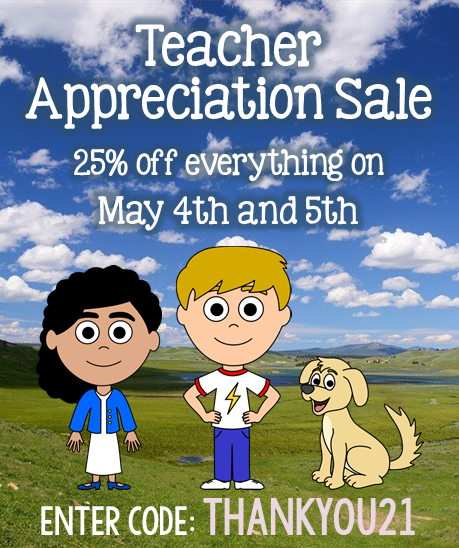 TPT Teacher Appreciation Sale 2021