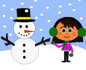 Christmas Math Goofy Glyph