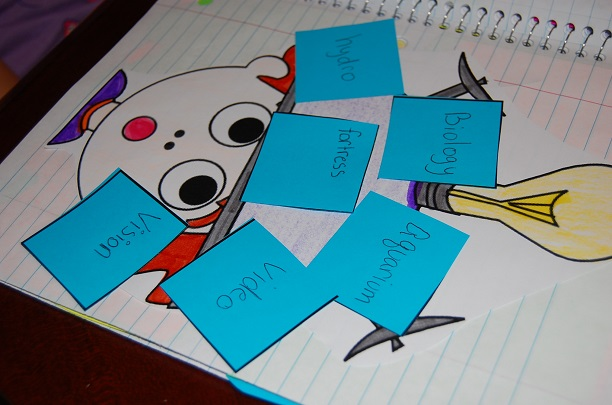 Interactive Reading Notebook for Fourth Grade